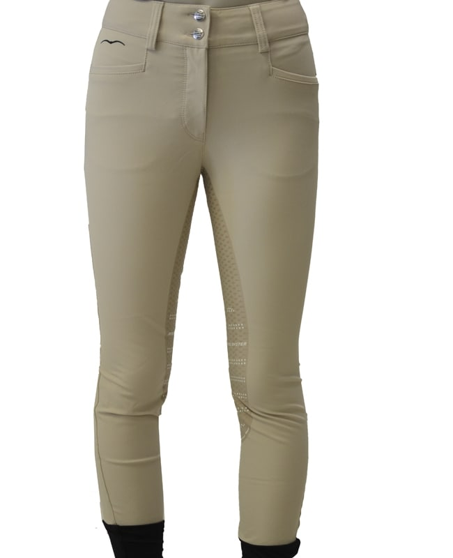 Riding Breeches from Animo Beige Hogstaonline